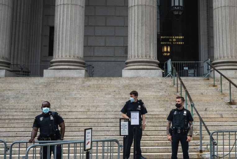 New Mask Restrictions for New York Courts
